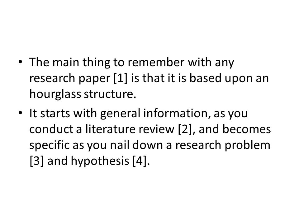 ten simple rules for writing research papers Follow these steps when writing an essay 7 tips on writing an effective essay a quote, or a simple summary of your topic.